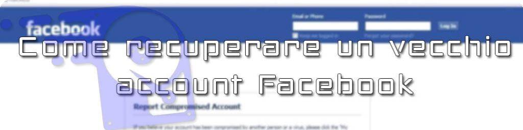 riattivare facebook