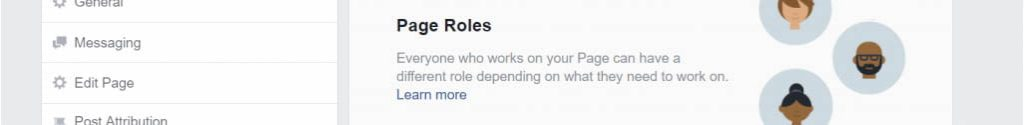 pagina facebook senza amministratore