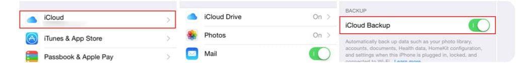 iphone rotto recupero dati