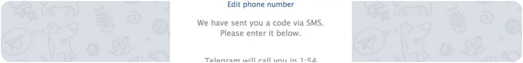 come recuperare account telegram cancellato