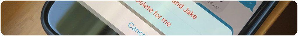 telegram messaggi cancellati