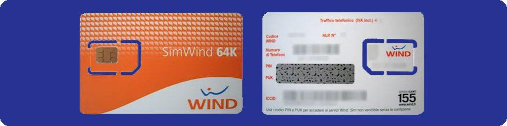 recuperare pin wind