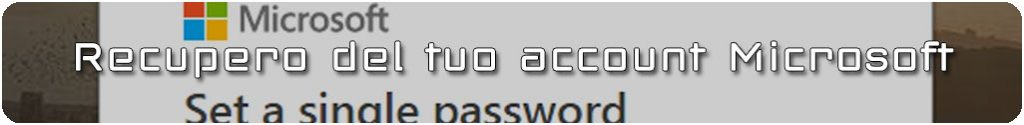rimuovere password windows 10 dimenticata