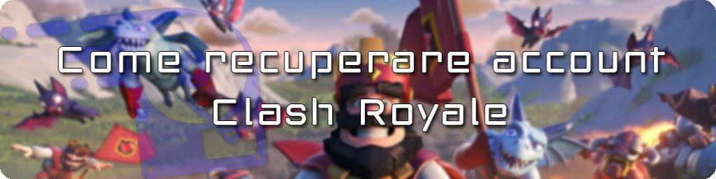account clash royale