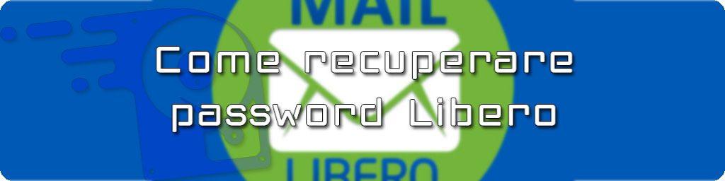 recupera password libero