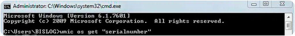 codice product key